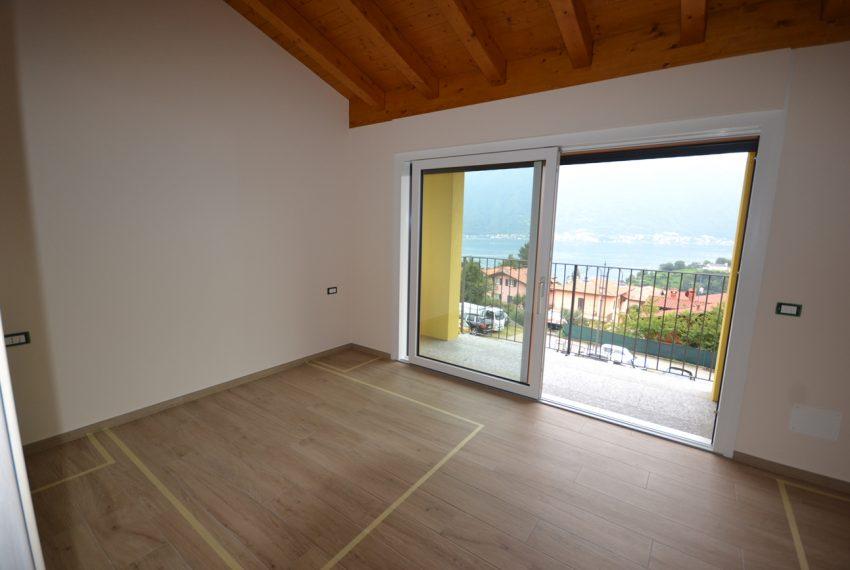 Ossuccio Lago di Como nuovissima villetta in vendita vista lgo (11)
