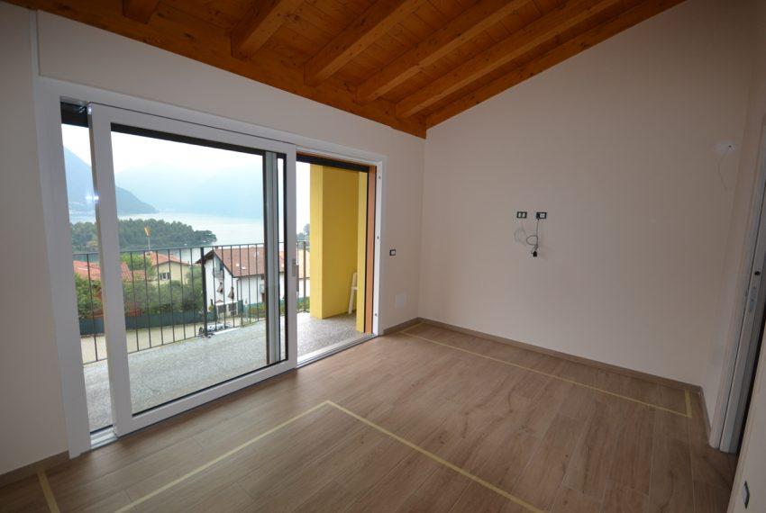 Ossuccio Lago di Como nuovissima villetta in vendita vista lgo (12)