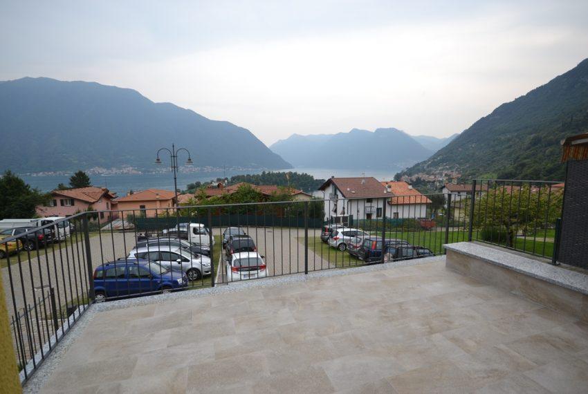 Ossuccio Lago di Como nuovissima villetta in vendita vista lgo (16)