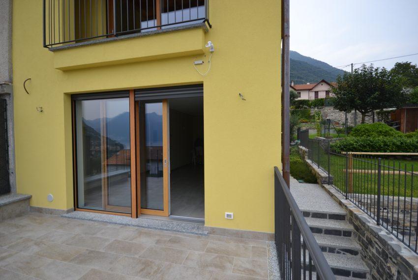 Ossuccio Lago di Como nuovissima villetta in vendita vista lgo (17)