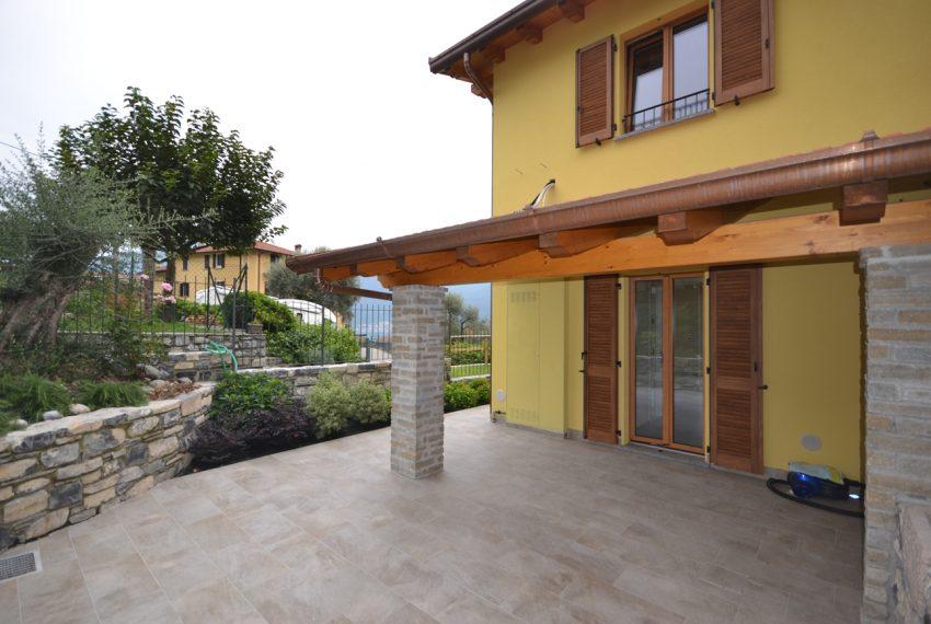 Ossuccio Lago di Como nuovissima villetta in vendita vista lgo (8)