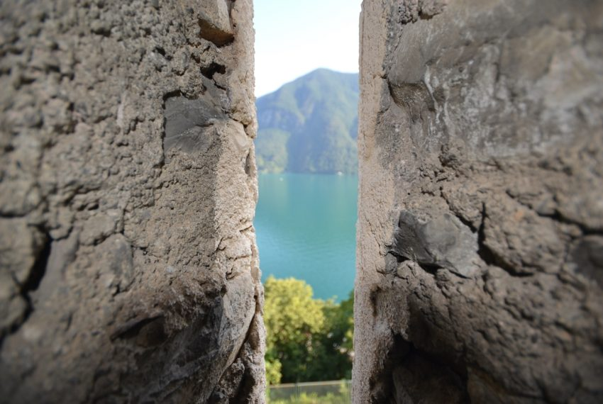 Lago di Lugano appartamento vista lago (14)