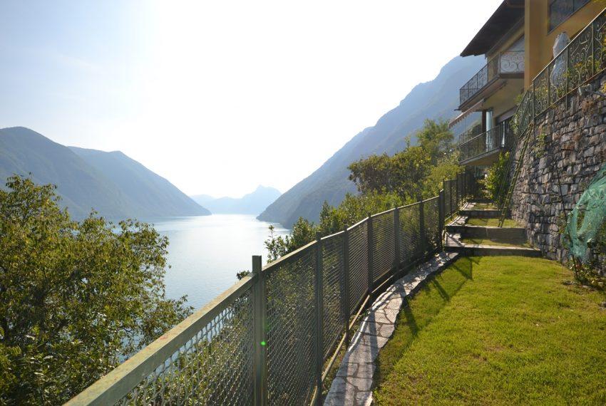 Lago di Lugano appartamento vista lago (5)