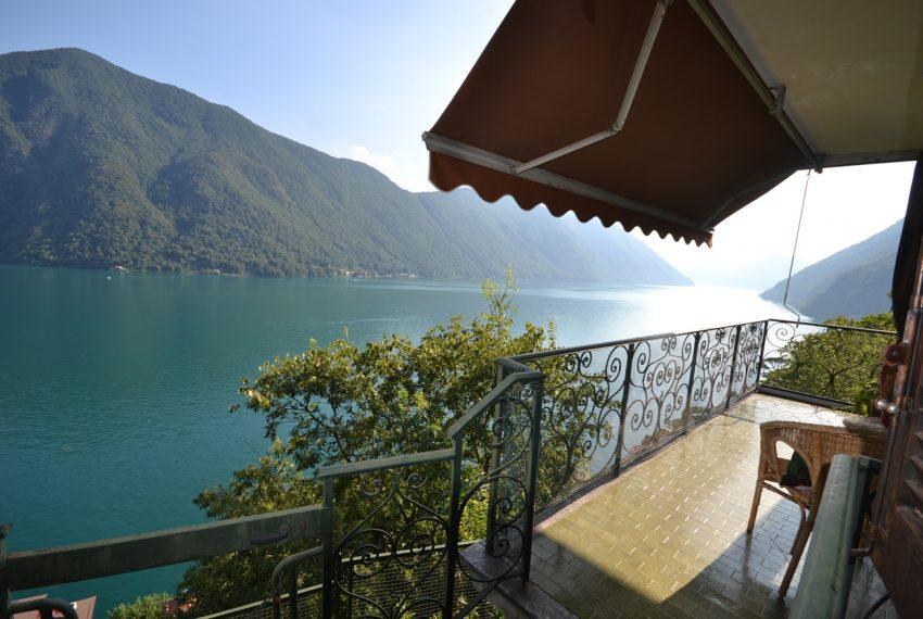 Lago di Lugano appartamento vista lago (6)