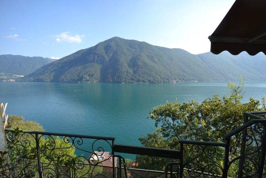 Lago di Lugano appartamento vista lago (7)
