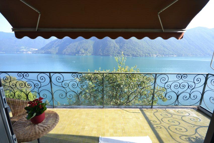 Lago di Lugano appartamento vista lago (8)