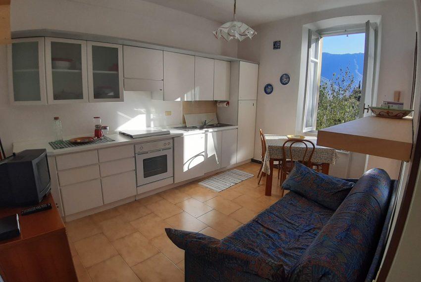 Tremezzo appartamento in villa con parco. € 75.000 arredamento e garage compresi (2)