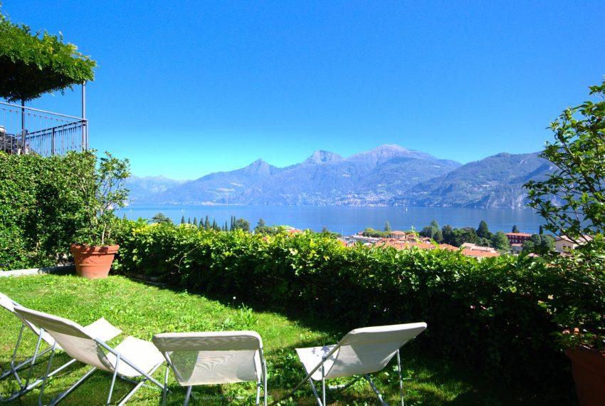 Menaggio dimora villa in vendita con giardino e vista lago. Due minuti a piedi dal centro (2)