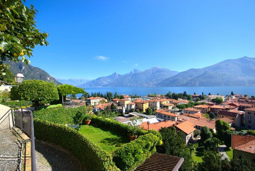 Menaggio dimora villa in vendita con giardino e vista lago. Due minuti a piedi dal centro (5)