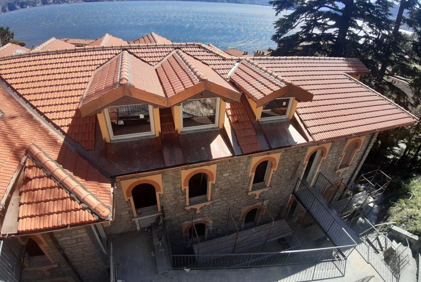 appartamenti in antica villa con parco a Menaggio Lago di Como (1)