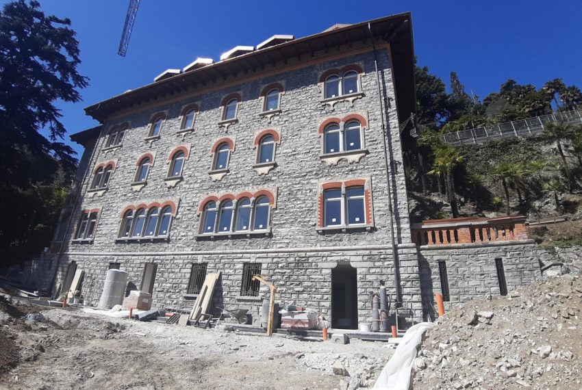 appartamenti in antica villa con parco a Menaggio Lago di Como (4)
