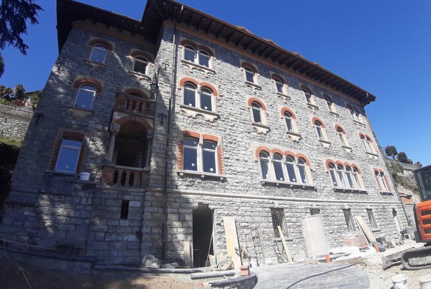 appartamenti in antica villa con parco a Menaggio Lago di Como (5)