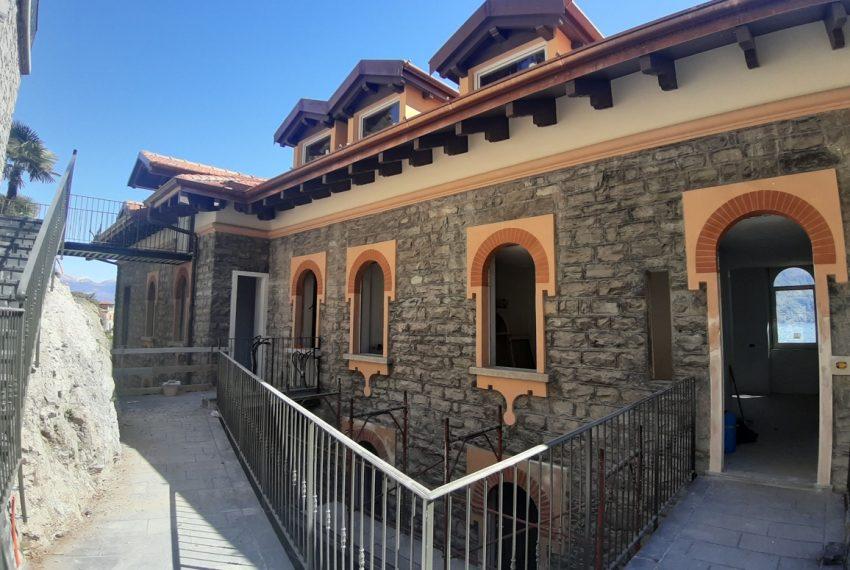 appartamenti in antica villa con parco a Menaggio Lago di Como (9)