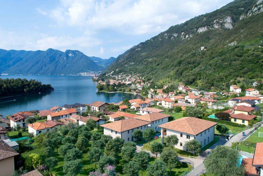 Ossuccio appartamenti di nuova costruzione in residence con piscina vista lago (3)