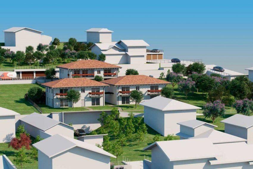 Ossuccio appartamenti di nuova costruzione in residence con piscina vista lago (4)