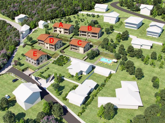 Tremezzina Lenno nuovissimo appartamento in residence con piscina vista lago. Disponibilità di vari appartamenti (1)