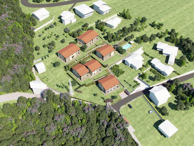 Tremezzina Lenno nuovissimo appartamento in residence con piscina vista lago. Disponibilità di vari appartamenti (7)