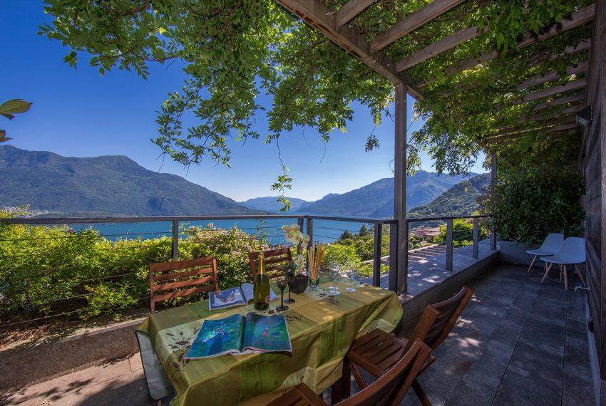 vercana appartamento in residence con piscina vista lago (11)