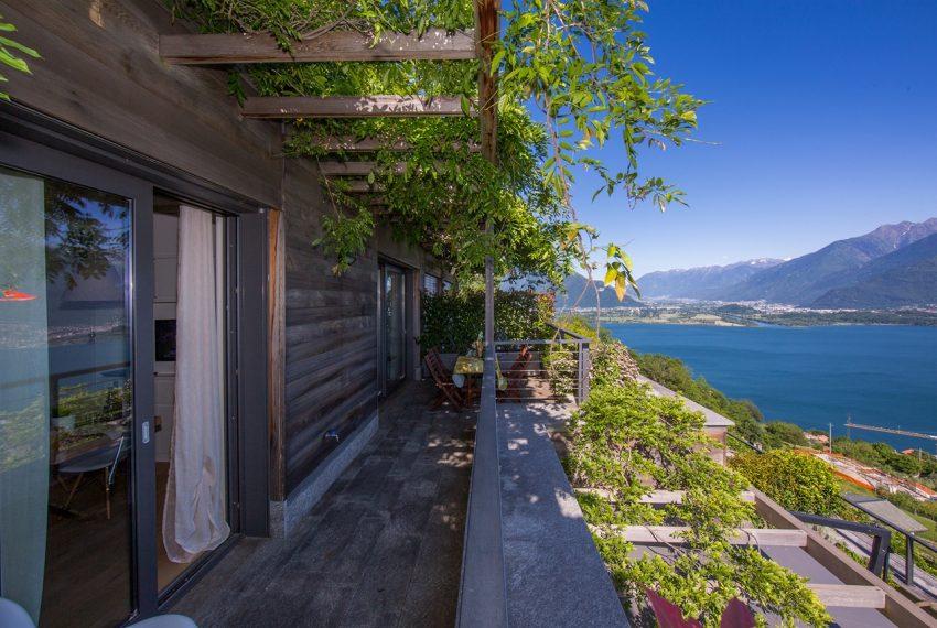 vercana appartamento in residence con piscina vista lago (12)