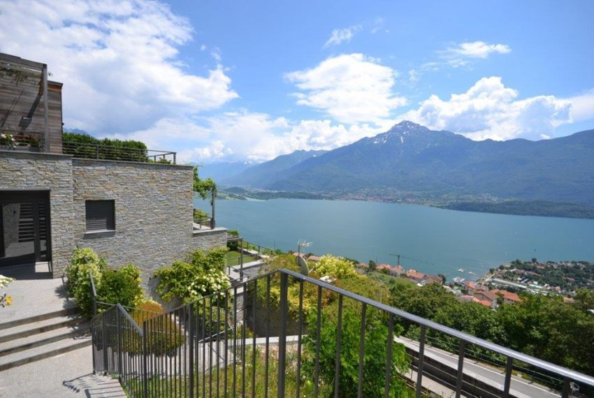 vercana appartamento in residence con piscina vista lago (4)