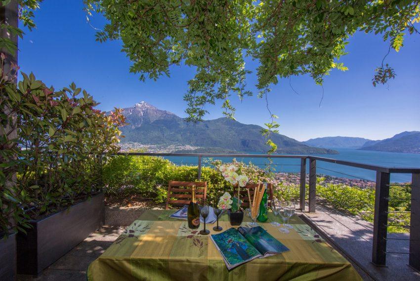 vercana appartamento in residence con piscina vista lago (9)