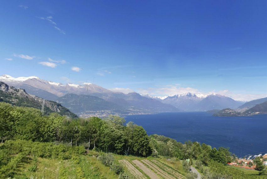 Lago di Como rustico con terreno da ristrutturare con progetto già esistente e approvato (4)