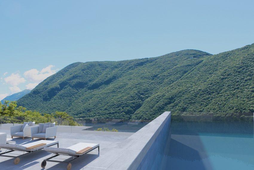 Lago di Como vercana - Domaso moderni appartamenti in residence con piscina e vista mozzafiato (5)