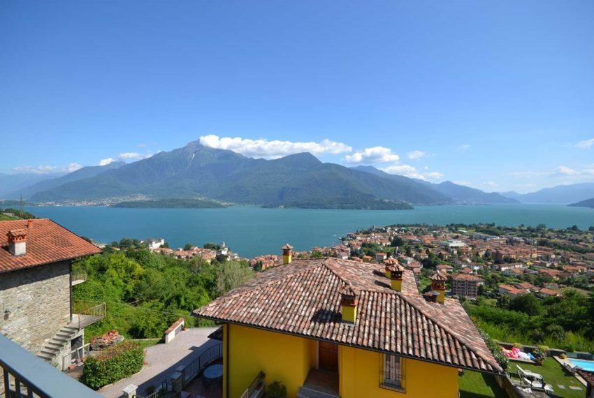 Lago Como Gravedona villetta con giardino (1)