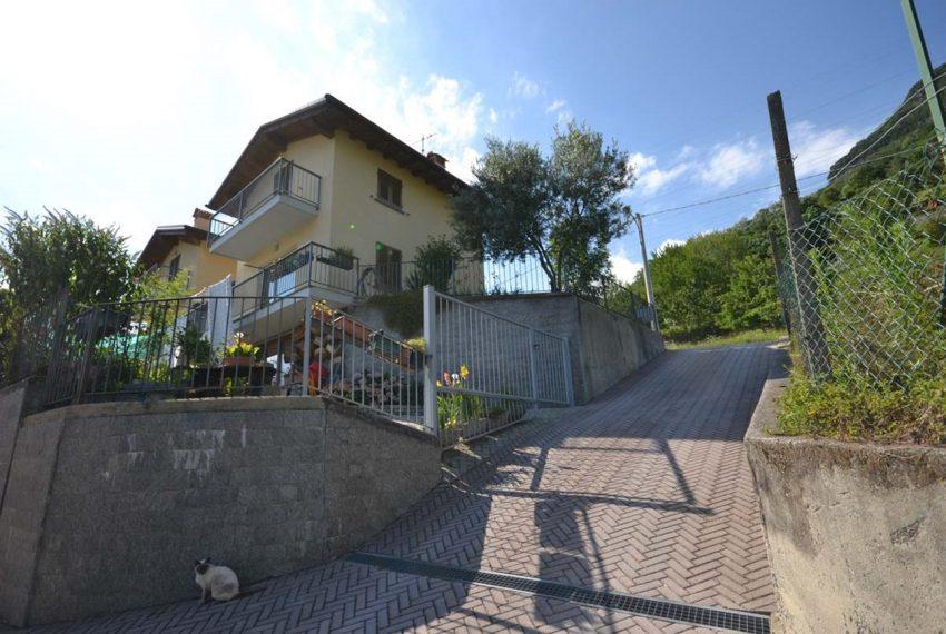 Lago Como Gravedona villetta con giardino (11)