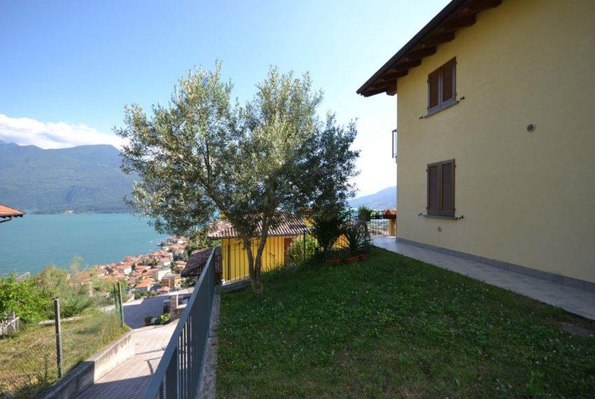 Lago Como Gravedona villetta con giardino (12)