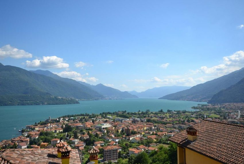 Lago Como Gravedona villetta con giardino (3)