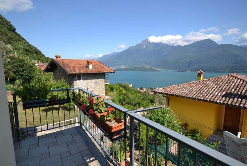 Lago Como Gravedona villetta con giardino (7)