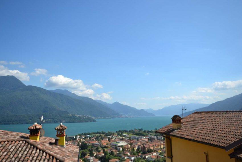 Lago Como Gravedona villetta con giardino (8)