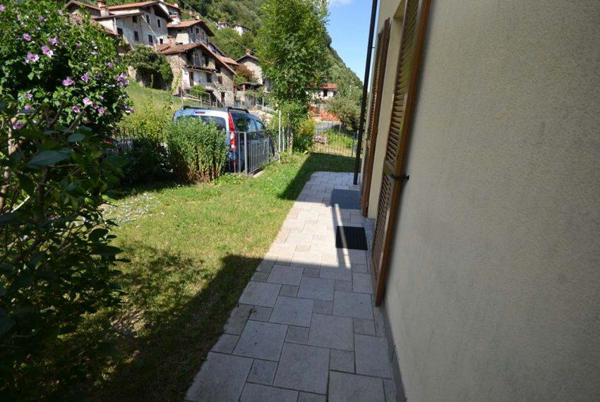 Lago Como Gravedona villetta con giardino (9)