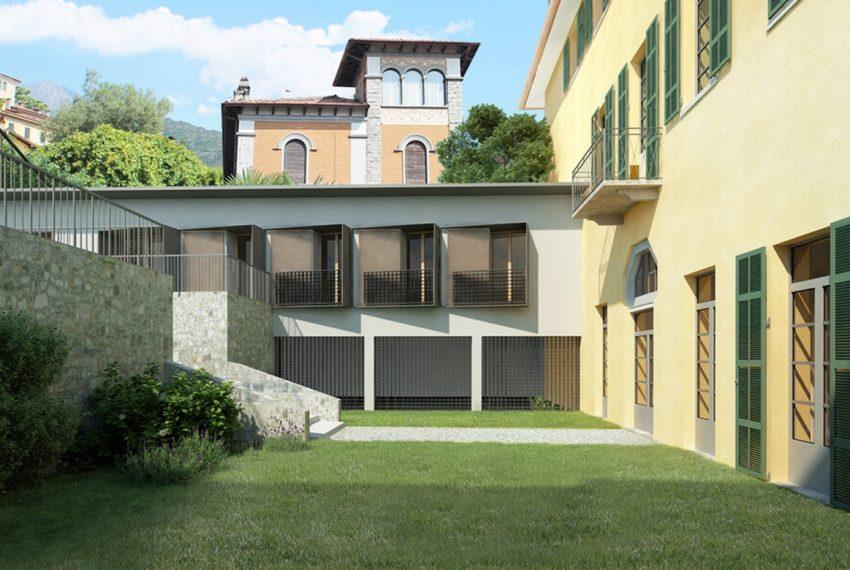 Menaggio appartamenti in centro con piscina e vista lago (3)