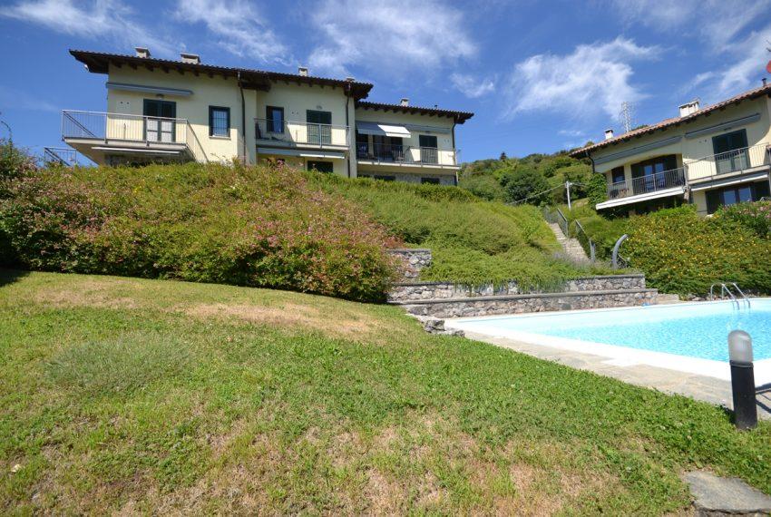 Menaggio collinare appartamento in residence con piscina e vista lago (3)