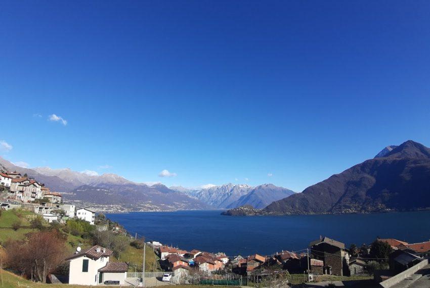 Villa indipendente con terreno e vista lago - Lago di Como Pianello del Lario (4)