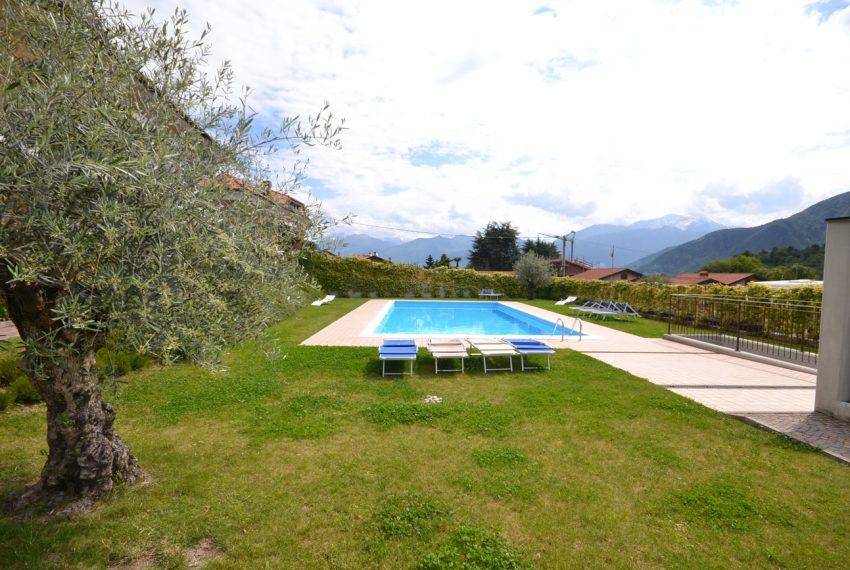 Lenno appartamento in residence con piscina. centro paese. posto auto compreso (13)
