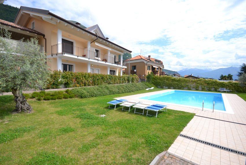 Lenno appartamento in residence con piscina. centro paese. posto auto compreso (14)