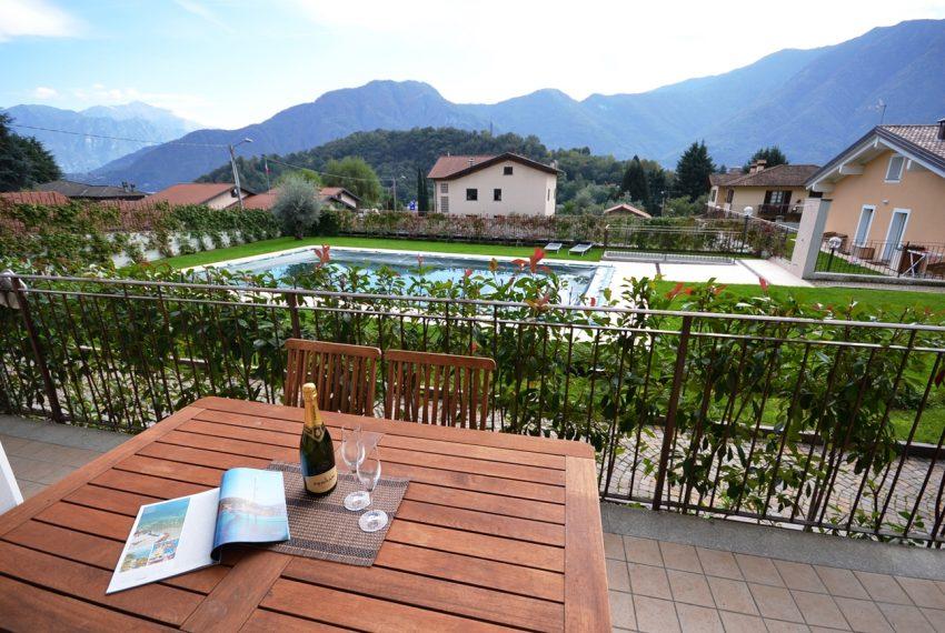 Lenno appartamento in residence con piscina. centro paese. posto auto compreso (2)