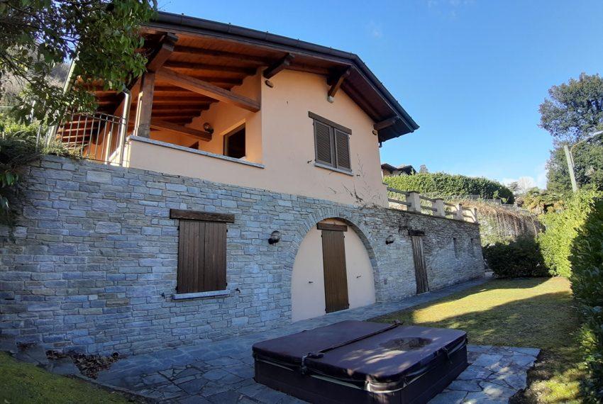 menaggio villa con giardino e garage vicino al centro (2)