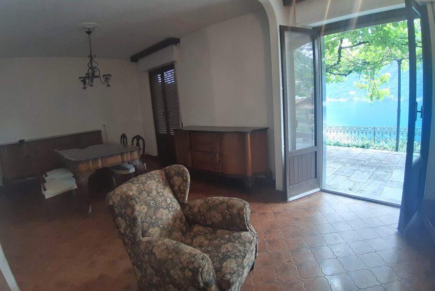 Argegno appartamento in vendita con giardino e vista lago stupenda (10)
