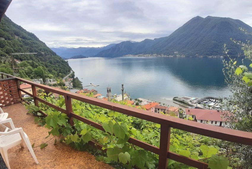 Argegno appartamento in vendita con giardino e vista lago stupenda (7)