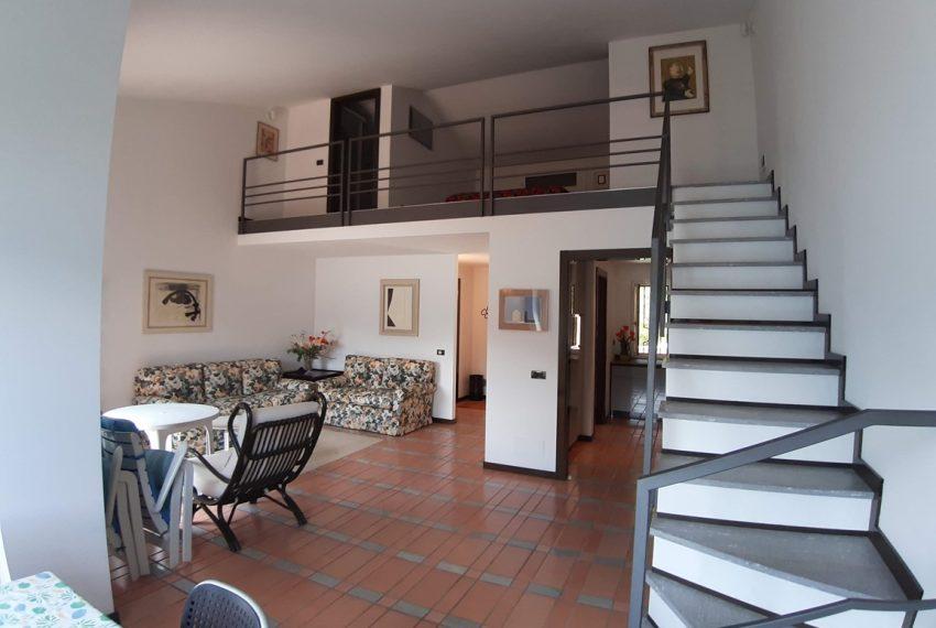 Menaggio appartamento in residence con piscina, ampio terrazzo, vista lago, garage. (1)