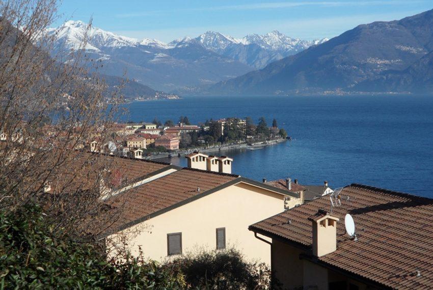 Menaggio appartamento in residence con piscina, ampio terrazzo, vista lago, garage. (15)
