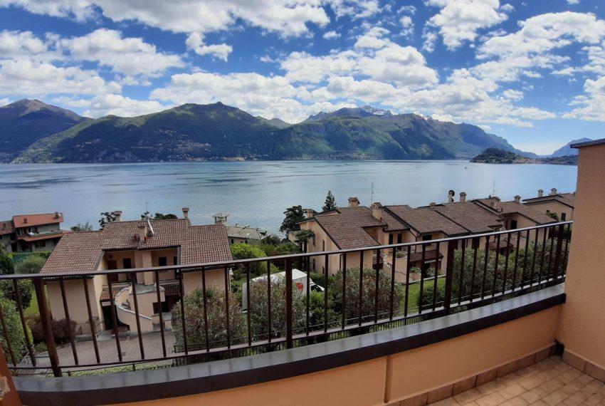 Menaggio appartamento in residence con piscina, ampio terrazzo, vista lago, garage. (6)