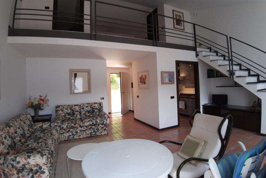 Menaggio appartamento in residence con piscina, ampio terrazzo, vista lago, garage. (7)