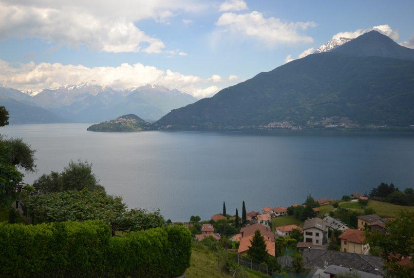 Pianello casa indipendente con giardino e vista lago (14)