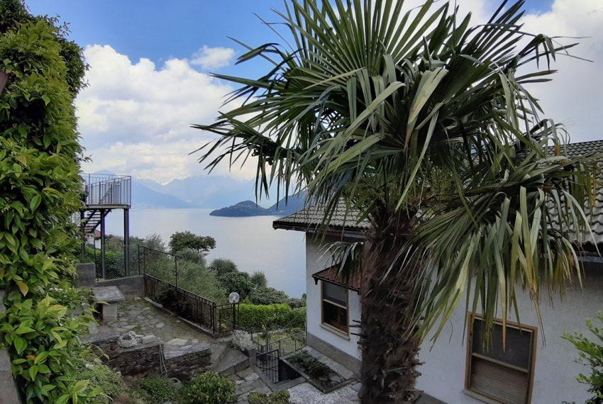 Pianello casa indipendente con giardino e vista lago (20)