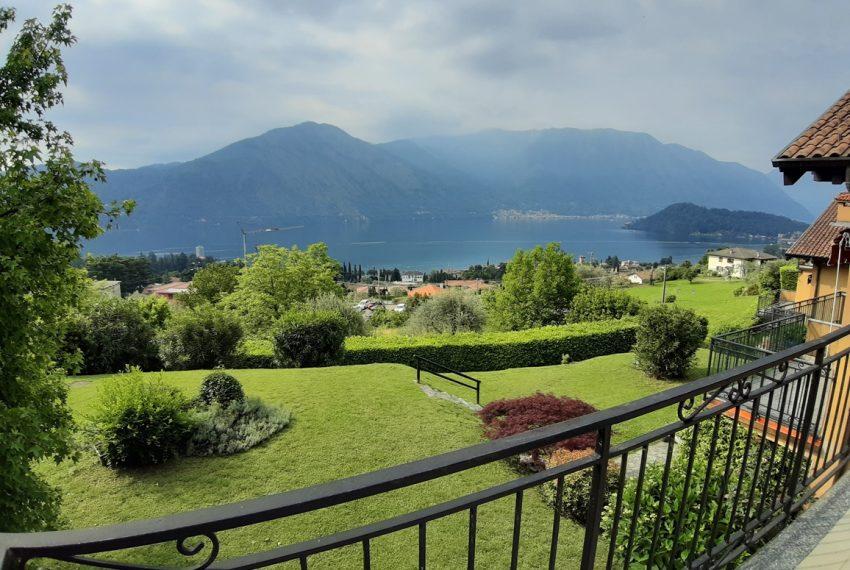 Lago Como Tremezzo monolocale in vendita con terrazzovista lago e garage (10)